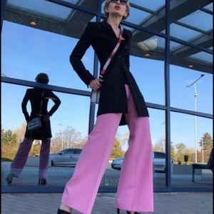 Zara High Waist Trouser